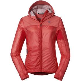 Schöffel Flow Trail Hybrid Jacket Women, georgia peach